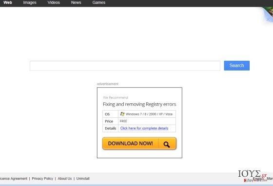 Στιγμιότυπο του PortaldoSites.com