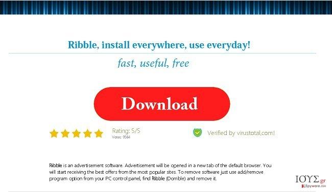 Στιγμιότυπο του ΔΙΑΦΗΜΙΣΕΙΣ ΑΠΌ Ribble