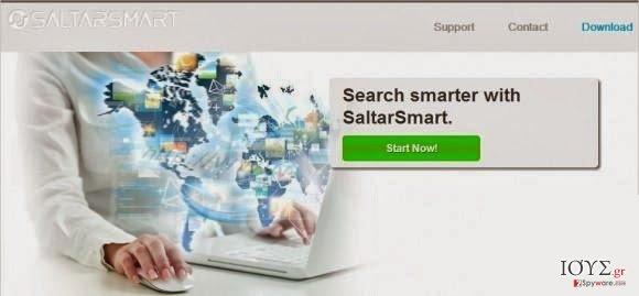 Στιγμιότυπο του SaltarSmart