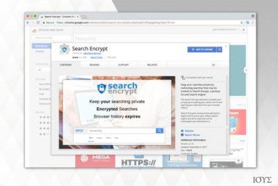 Εικόνα Search Encrypt
