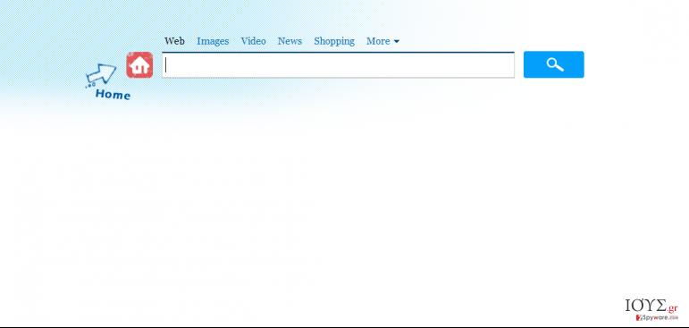 Στιγμιότυπο του Search.genieo.com ιός