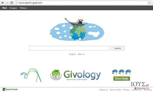 Στιγμιότυπο του Search-goal.com