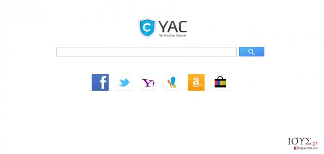 Στιγμιότυπο του Search.yac.mx