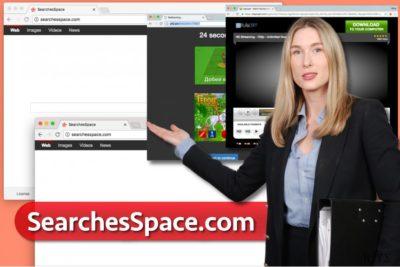 Ιός SearchesSpace.com