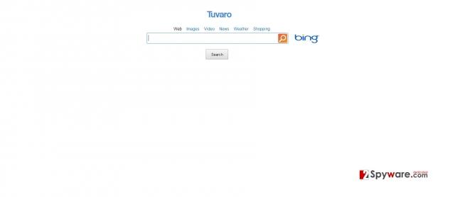 Στιγμιότυπο του SearchNet