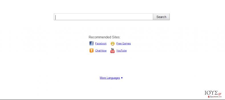 Στιγμιότυπο του Searchnu
