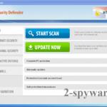 Στιγμιότυπο του Security Defender