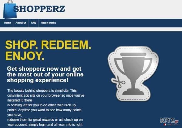 Στιγμιότυπο του Διαφημίσεις από Shopperz