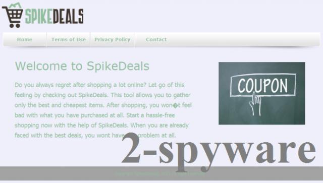 Στιγμιότυπο του SpikeDeals