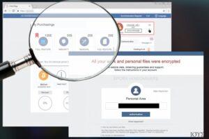 Ιός Spora ransomware