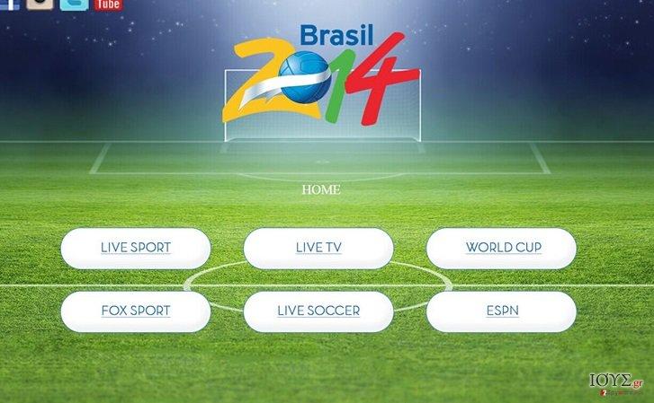 Στιγμιότυπο του Sporttvstream.info