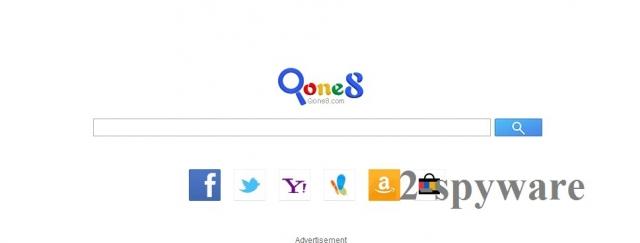 Στιγμιότυπο του Start.qone8.com