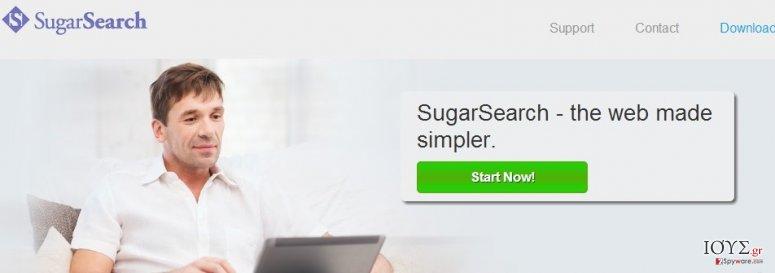 Στιγμιότυπο του SugarSearch