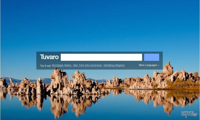 Στιγμιότυπο του Tuvaro ΙΟΣ
