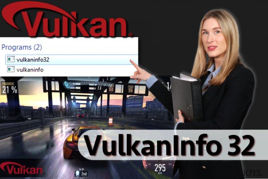 Vulkaninfo λογισμικό