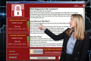 Ιός Wana Decrypt0r ransomware