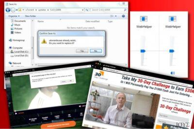 WebHelper διαφημίσεις