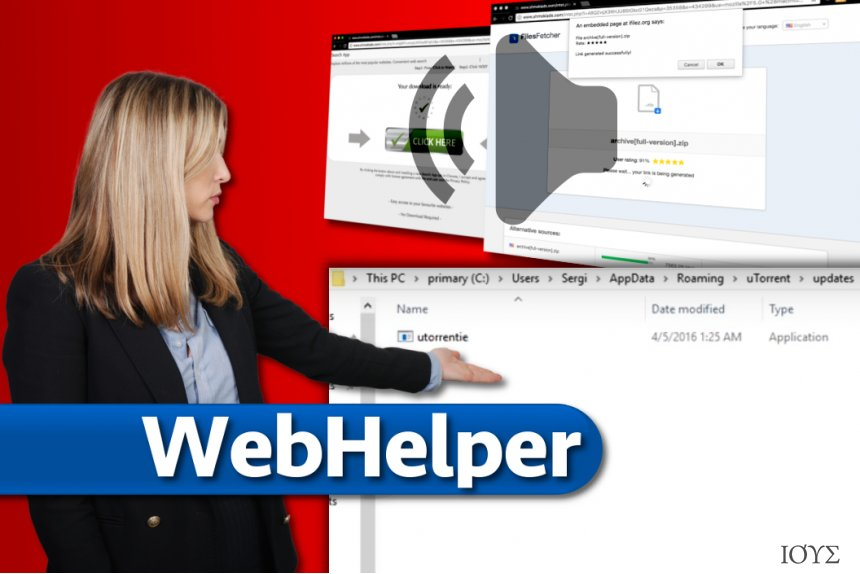WebHelper ιός