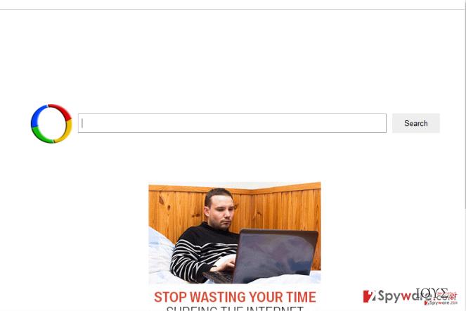 Στιγμιότυπο του Websearch.SearchisSimple.info