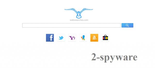 Στιγμιότυπο του WebsSearches.com
