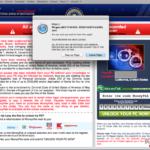 Στιγμιότυπο του Your browser has been blocked