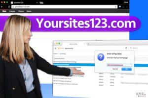 Ιός YourSites123.com