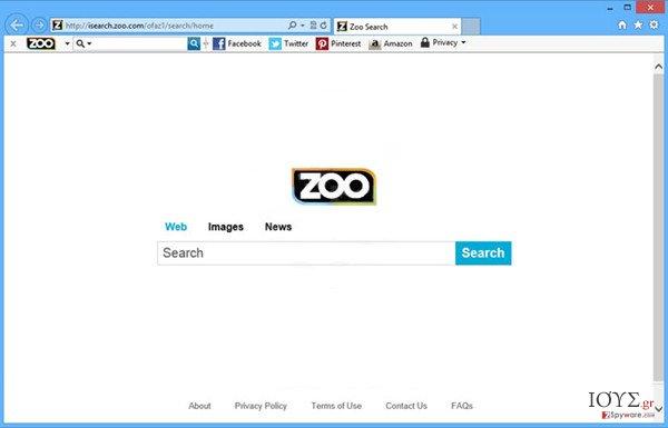 Στιγμιότυπο του ZOO Toolbar