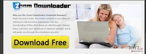 Στιγμιότυπο του Zoom Downloader