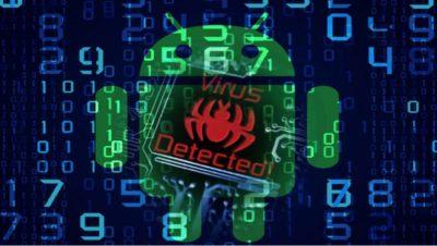 Απεικόνιση του ιού Android malware-com.google.provision