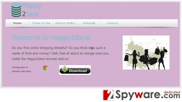 Στιγμιότυπο του Happy2Save