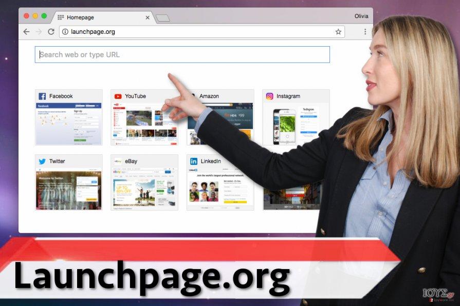 Ιός Launchpage.org